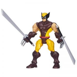 Action Marvel Super Hero Mashers Wolverine Figure de la marque Marvel image 0 produit