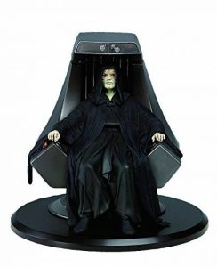 Attakus Star Wars : Elite Collection : L'empereur Palpatine Résine Statue de la marque © Lucasfilm Ltd & TM / MC. / Attakus image 0 produit