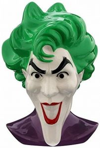 Batman Bookend Joker 20 cm Half Moon ends de la marque HALF image 0 produit