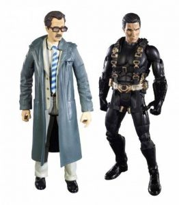 Batman Legacy Batman Begins Prototype Suit Batman and Lt. Jim Gordon Collector figurine 2-Pack de la marque Batman image 0 produit