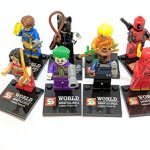 Batman Movie Returns Dark Knight série Mini Figurines méchants Suicide Squad Ref 16 de la marque B-Creative image 3 produit