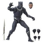Black Panther - Marvel Heroes Legend - Figurine Collector 30 cm, E1199 de la marque Marvel Avengers image 1 produit
