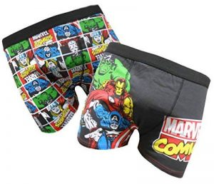 calecon homme marvel TOP 4 image 0 produit