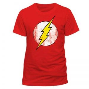 Cid The Flash - Distressed Logo - T-Shirt - Homme de la marque Cid image 0 produit