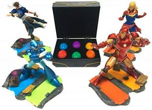 coffret figurine marvel TOP 9 image 0 produit