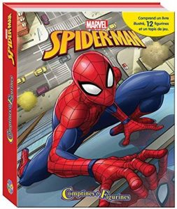 coffret figurine spiderman TOP 0 image 0 produit