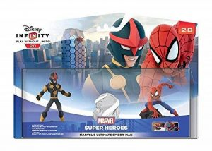 coffret figurine spiderman TOP 2 image 0 produit