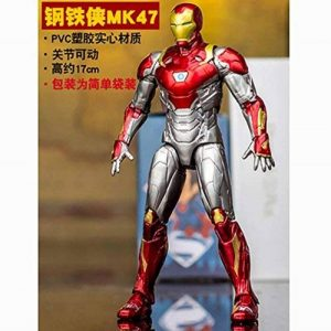 collection figurine iron man TOP 10 image 0 produit