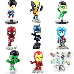 collection figurine iron man TOP 2 image 0 produit