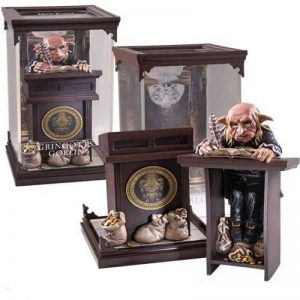 Créatures magiques - Gobelin de Gringotts - Figurines Harry Potter - Noble Collection - NN7552 de la marque Noble Collection image 0 produit