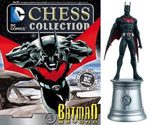 Dc Comics - Figurine De Jeu D'Échecs De Resine Dc Comics Chess Collection Nº 81 Batman Beyond de la marque DC Comics image 0 produit