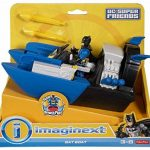 DC Fisher Price – Imaginext Super Friends – Bat Boat – Véhicule + Mini Figurine de la marque Mattel image 4 produit