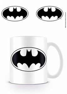 DC Originals (Batman Mono Logo 11oz/315ml Mug de la marque DC Originals image 0 produit