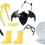 DC Super Hero Girl - DWH91 - Batgirl Super Action de la marque DC SUPER HERO GIRL image 3 produit