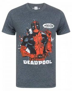 Deadpool Marvel This is What Awesome Looks Like Men's T-Shirt … de la marque Deadpool image 0 produit