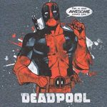 Deadpool Marvel This is What Awesome Looks Like Men's T-Shirt … de la marque Deadpool image 1 produit