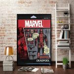 Deadpool Poster Marvel Figurine d'action (61cm x 91,5cm) de la marque Deadpool image 1 produit