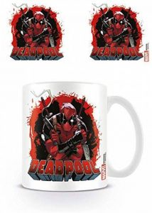 Deadpool (Smoking Gun 11oz/315ml Mug de la marque Deadpool image 0 produit
