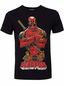 deadpool vêtement TOP 1 image 0 produit