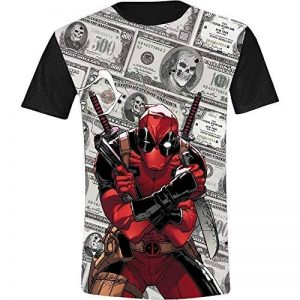 deadpool vêtement TOP 2 image 0 produit