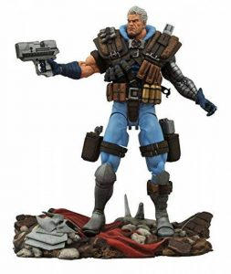 Diamond Select Figurine Marvel Comics Oct142189 Select Cable Action de la marque Diamond Select image 0 produit