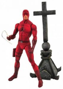 Diamond Select Marvel Select Daredevil Action Figure de la marque Diamond Select image 0 produit