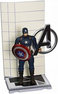 Diamond Select Toys Marvel Figurine de Capitaine America dans La Guerre civile--- de la marque Diamond Select image 0 produit