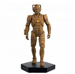 Eaglemoss Doctor Who Figurine Collection Nº 72 Wooden Cyberman de la marque Eaglemoss image 0 produit