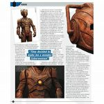 Eaglemoss Doctor Who Figurine Collection Nº 72 Wooden Cyberman de la marque Eaglemoss image 4 produit