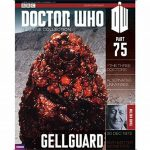 Eaglemoss Doctor Who Figurine Collection Nº 75 Gel Guard de la marque Eaglemoss image 3 produit