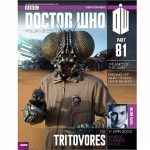Eaglemoss Doctor Who Figurine Collection Nº 81 Tritovore de la marque Eaglemoss image 3 produit