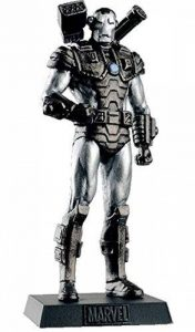 Eaglemoss Figure de Plomb Marvel Figurine Collection Nº 101 War Machine (sans Magazine) de la marque Eaglemoss image 0 produit