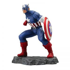 Figurine Marvel Captain America Civil War de la marque Sémic image 0 produit
