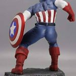 Figurine Marvel Captain America Civil War de la marque Sémic image 3 produit