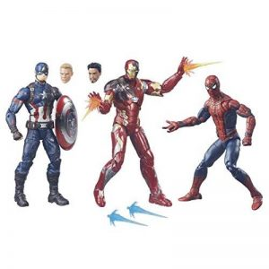 figurine spiderman 3 TOP 3 image 0 produit