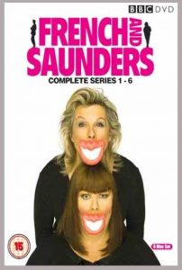 French and Saunders - Series 1 - 6 de la marque 2008 image 0 produit