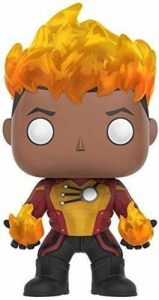 Funko - 381 - Pop - DC Comics - Legends Of Tomorrow - Firestorm de la marque Funko Pop! Television image 0 produit