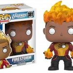 Funko - 381 - Pop - DC Comics - Legends Of Tomorrow - Firestorm de la marque Funko Pop! Television image 1 produit
