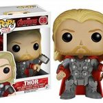 FunKo - BOBUGT237 - Figurine de Collection - Marvel - Pop - Vinyle - 69 Thor Avengers 2 de la marque Funko Pop! Marvel: image 1 produit