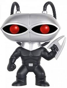 Funko - BOBUGT681 - Figurine de Collection - Dc Comics - Pop - Vinyle - 92 Black Manta de la marque Funko Pop! Heroes: image 0 produit