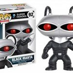 Funko - BOBUGT681 - Figurine de Collection - Dc Comics - Pop - Vinyle - 92 Black Manta de la marque Funko Pop! Heroes: image 1 produit