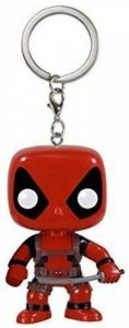 Funko - POP Keychain: Marvel - Deadpool de la marque Funko Pocket Pop! Keychain: image 0 produit
