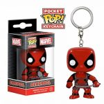 Funko - POP Keychain: Marvel - Deadpool de la marque Funko Pocket Pop! Keychain: image 1 produit