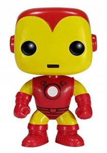 FunKo - POP Marvel - Iron Man de la marque Funko Pop! Marvel: image 0 produit