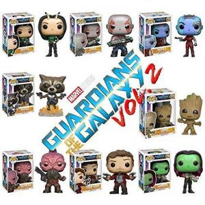 Funko POP! Marvel Mystery Pack - 6 Random Stylized Vinyl Bobble-Head Figures NEW de la marque Funko POP! image 0 produit