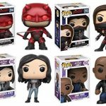 Funko POP! Marvel Mystery Pack - 6 Random Stylized Vinyl Bobble-Head Figures NEW de la marque Funko POP! image 1 produit