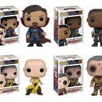 Funko POP! Marvel Mystery Pack - 6 Random Stylized Vinyl Bobble-Head Figures NEW de la marque Funko POP! image 3 produit