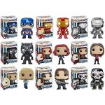 Funko POP! Marvel Mystery Pack - 6 Random Stylized Vinyl Bobble-Head Figures NEW de la marque Funko POP! image 4 produit