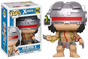 Funko X-Men Pop Marvel Figurine Bobble Head Wolverine as Weapon X de la marque Funko image 0 produit