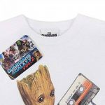 Guardians of the Galaxy Vol 2 Groot Tape Men's T-Shirt de la marque Guardians Of The Galaxy image 3 produit